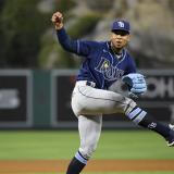 Luis Patiño sigue destacándose en las Grandes Ligas