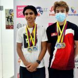 Atlántico gana varias medallas en el Torneo Nacional de Raquetbol