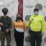 Capturan a señalada de ocultar armas utilizadas para el sicariato en Córdoba