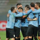 La tabla de posiciones de la Eliminatoria Sudamericana al Mundial de Catar-2022