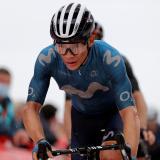 Miguel Ángel López se adjudicó la etapa reina de La Vuelta a España