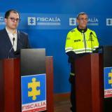 Fiscalía y Policía articulan estrategias para reforzar seguridad en el país