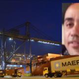 Muere supervisor en el puerto de Santa Marta por accidente laboral