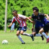 Listos los grupos de la Copa Premium de fútbol sub-25