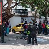 En incursión sicarial asesinan a pareja en el barrio Buena Esperanza