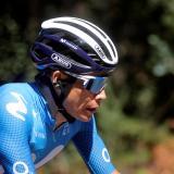 Miguel Ángel López abandona La Vuelta a España entre discusiones con su equipo
