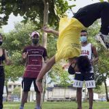Talento, el método de rescate de los jóvenes en La Chinita