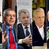 Las verdades oscuras de Colombia narradas por sus últimos cinco expresidentes