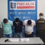 Capturan a presuntos asaltantes que habrían robado $25 millones