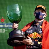 Verstappen gana en los Países Bajos y volvió al liderato de la F1