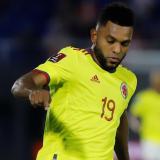 Miguel Ángel Borja cree que el empate ante Paraguay es bueno si le ganan a Chile