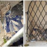 Destruyen imágenes religiosas en iglesias de Sampués, Sucre
