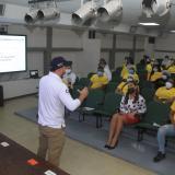 Distrito y Sena articulan acciones para apoyar a emprendedores