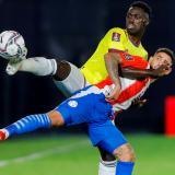 Davinson Sánchez no estará con Colombia frente a Chile
