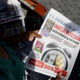 El Salvador se convirtió en el primer país en aceptar el bitcóin como divisa