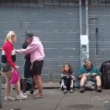 Alarmantes videos muestran el consumo de drogas en Filadelfia, EE. UU.
