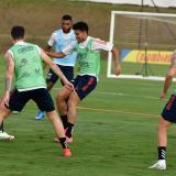 La Selección Colombia ya está en Barranquilla