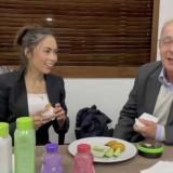 'Epa Colombia' perdió miles de seguidores tras su video con Uribe