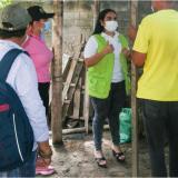 Llamado a la comunidad para denunciar criaderos porcinos urbanos en Soledad