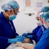 Menores con labio fisurado y paladar hendido serán operados en Montería