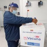 Llegan biológicos para segundas dosis en Sucre