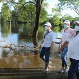 San Benito, el más afectado por ola invernal en Sucre