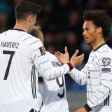 Alemania goleó a Islandia y pone la mira en el Mundial de Catar