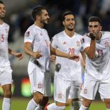 España vence a Kosovo y depende de sí mismo para clasificar a Catar