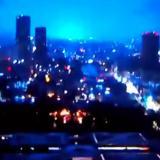 Las luces azules que aparecieron en el cielo después del terremoto en México