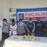 Capturados cinco presuntos integrantes de 'Los del Bronx' en Sincelejo