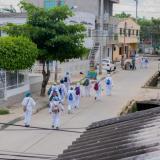 Se confirma presencia de la variante Delta en Cartagena