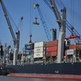 Más de un millón de toneladas de carga se movilizaron en agosto por la Zona Portuaria de Barranquilla