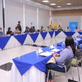 Gobernación del Atlántico socializó con alcaldes el Plan Estratégico de Seguridad de fin de año