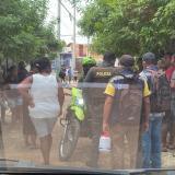 Dos funcionarias del Dadis fueron intimidadas con armas en El Pozón