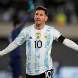 Lionel Messi hace historia con Argentina en la Eliminatoria