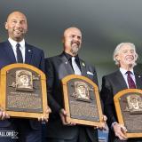 Jeter, Walker, Simmons y Miller ya están junto a las leyendas del béisbol