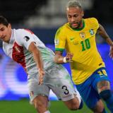 Tite anuncia alineación de Brasil con Neymar y 'Gabigol' ante Perú