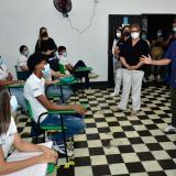 Más de mil beneficiados con 'Universidad al Barrio'