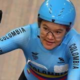 Martha Bayona, oro en Copa de Naciones de Pista
