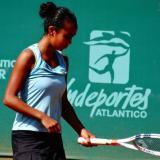 Leylah Fernández, finalista del US Open, jugó en Barranquilla en 2017