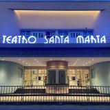 El Teatro Santa Marta mostró su nueva cara