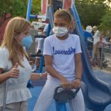 Entregan renovada cancha de fútbol en Sabanagrande