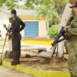 Refuerzan la seguridad en San Onofre para las elecciones de este domingo