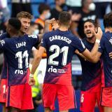 Atlético de Madrid venció al Espanyol como visitante en La Liga de España
