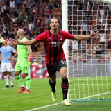 Ibrahimovic vuelve con gol en triunfo del Milan