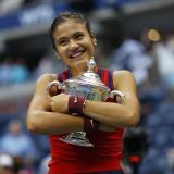 Radacanu se proclamó como campeona del US Open