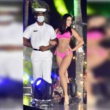 Ni un esguince de tobillo le arrebató la corona a la señorita Región Caribe