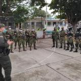 Policía, Ejército y Alcaldía de Soledad realizan cruzada contra la extorsión