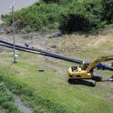 Triple A ejecuta obras para mejorar calidad del agua