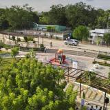 La Gallera, en Sincelejo, estrena parque recreacional